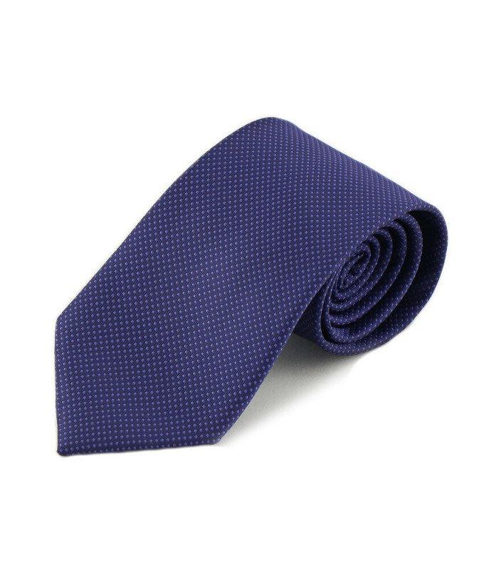 Галстук Andrew White фиолетовый, мелкий орнамент