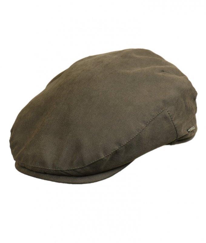 Кепка Roberto Cornelli коричневая, однотонная
