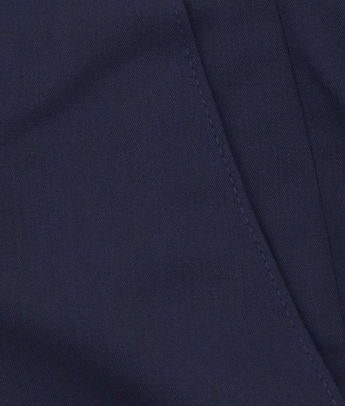 Брюки классические Truvor синие, однотонные