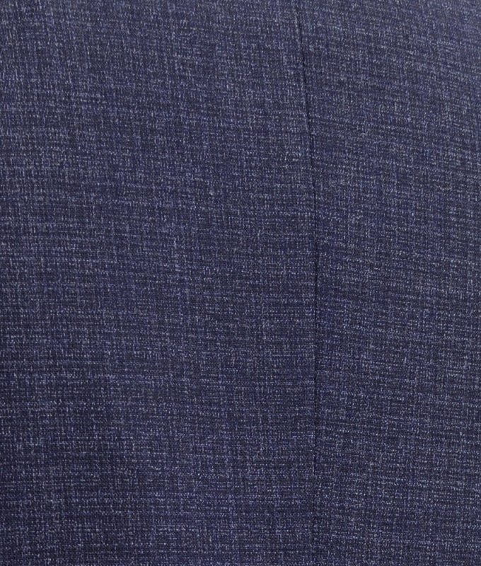 Костюм Truvor фиолетовый, мелкий орнамент, приталенный силуэт