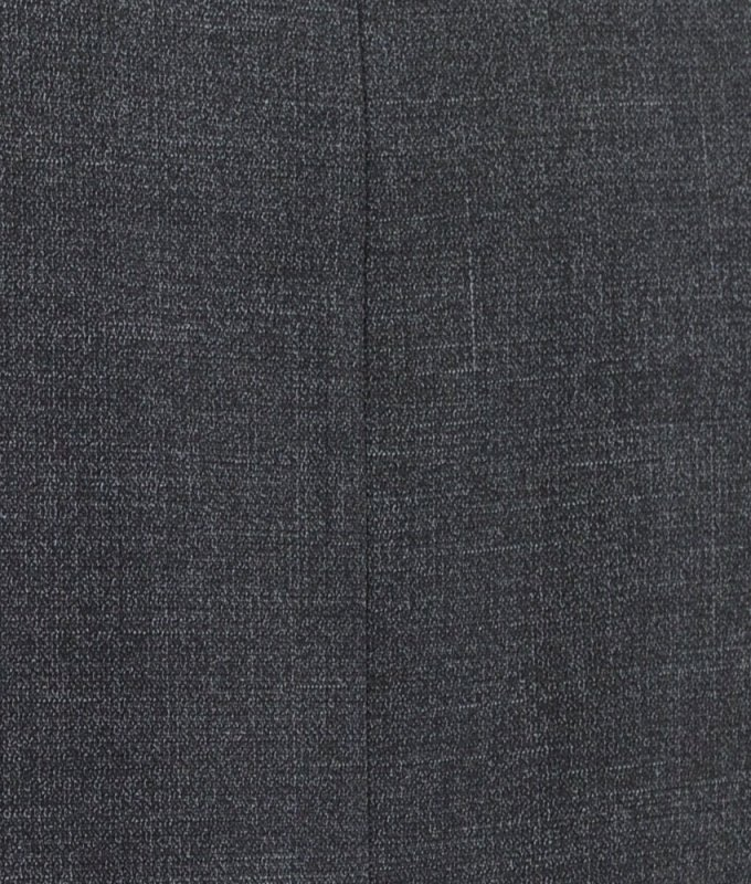 Костюм Truvor серый, мелкий орнамент, полуприталенный силуэт