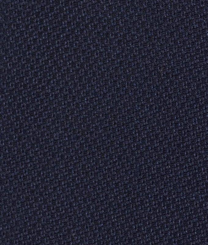Пиджак Truvor синий, однотонный, приталенный силуэт