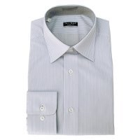 Рубашка Dave Raball фиолетовая, в полоску, полуприталенный силуэт