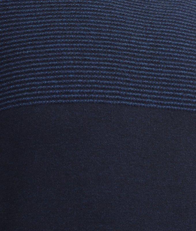 Джемпер Berlot темно-синий, с узором