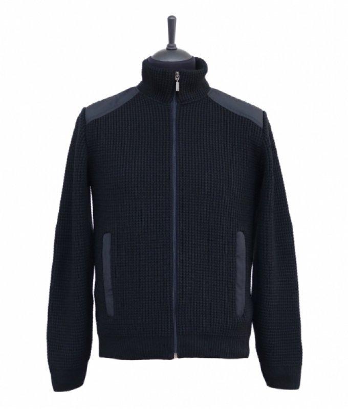 Куртка-бомбер Carson черный, однотонный