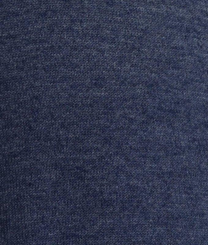 Пуловер Berlot серо-синий, однотонный