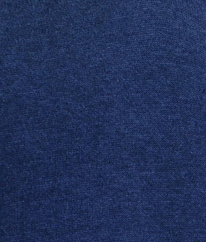 Пуловер Berlot темно-серо-синий, однотонный