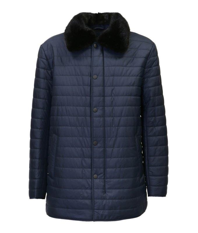 Куртка City classic синяя