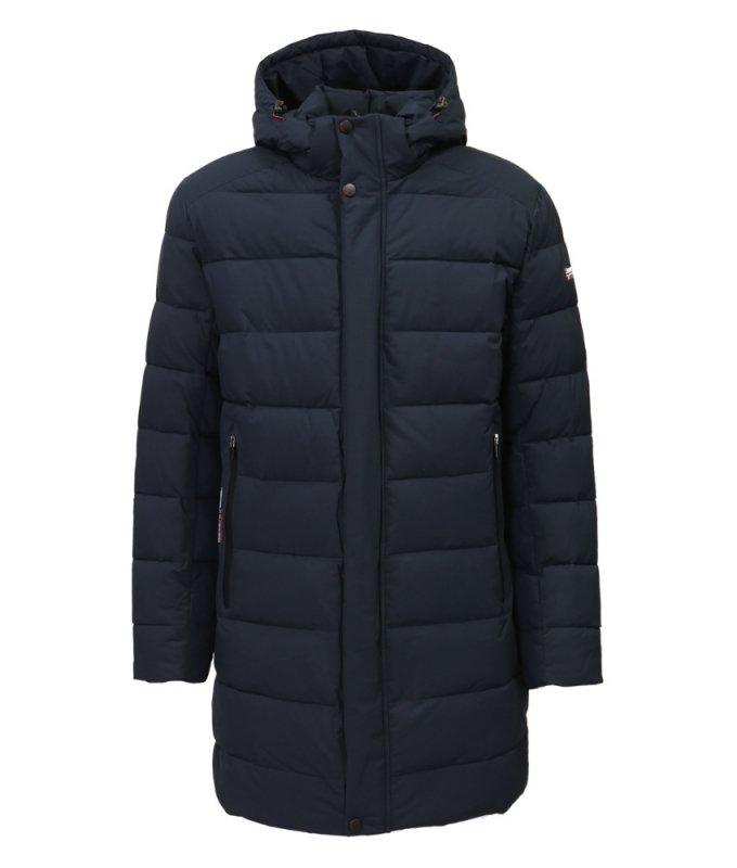 Куртка Nortfolk синяя