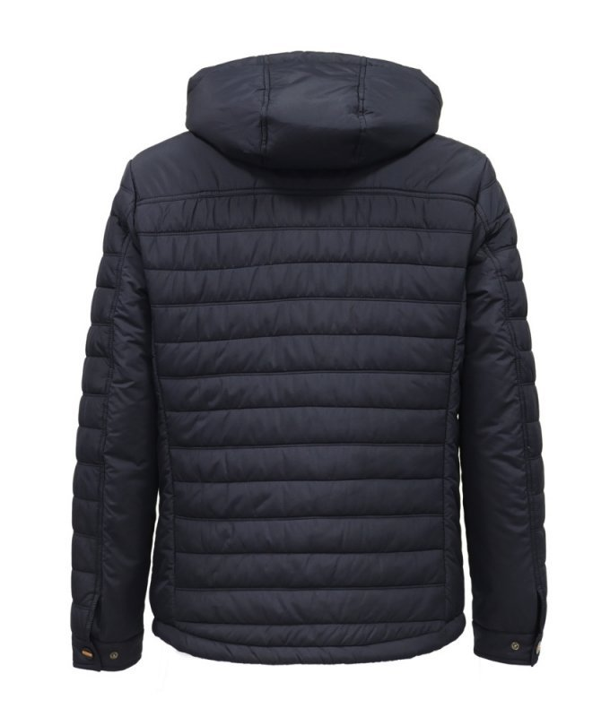 Куртка стеганая TAIS синяя