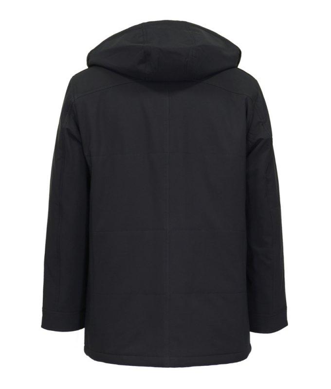 Куртка TAIS черная, классическая