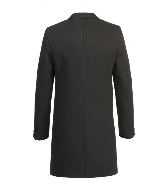 Пальто Alexander демисезонное, черное