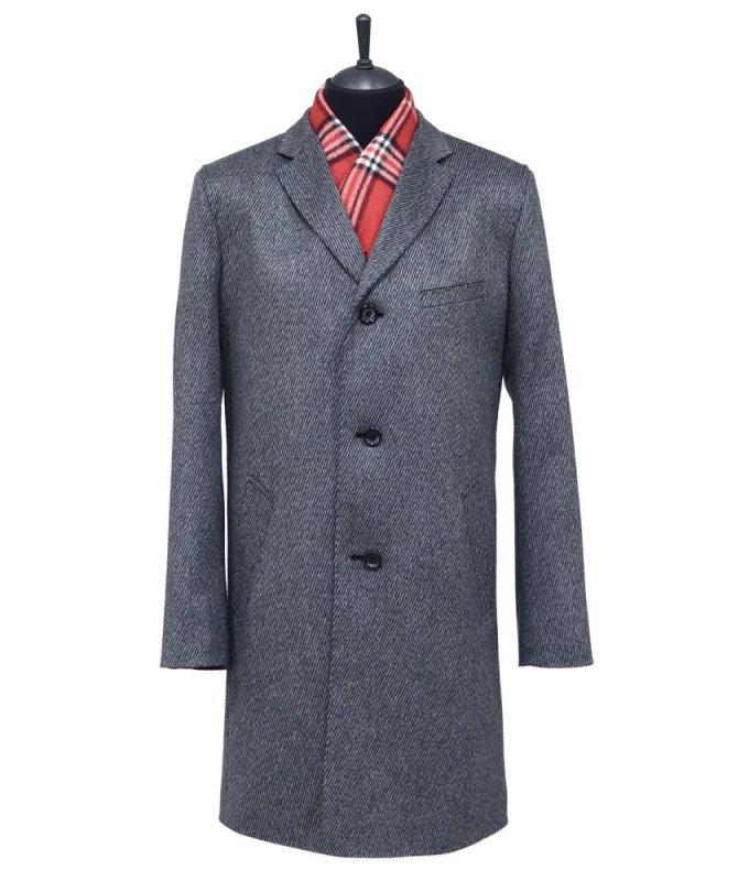 Пальто Alexander демисезонное, серое