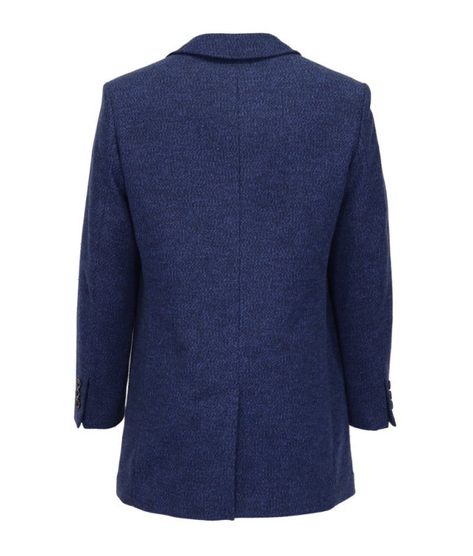 Пальто Truvor утепленное, синее