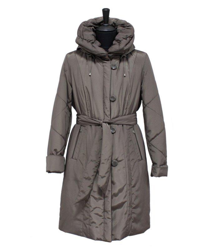 Пальто женское Hagenson зеленое